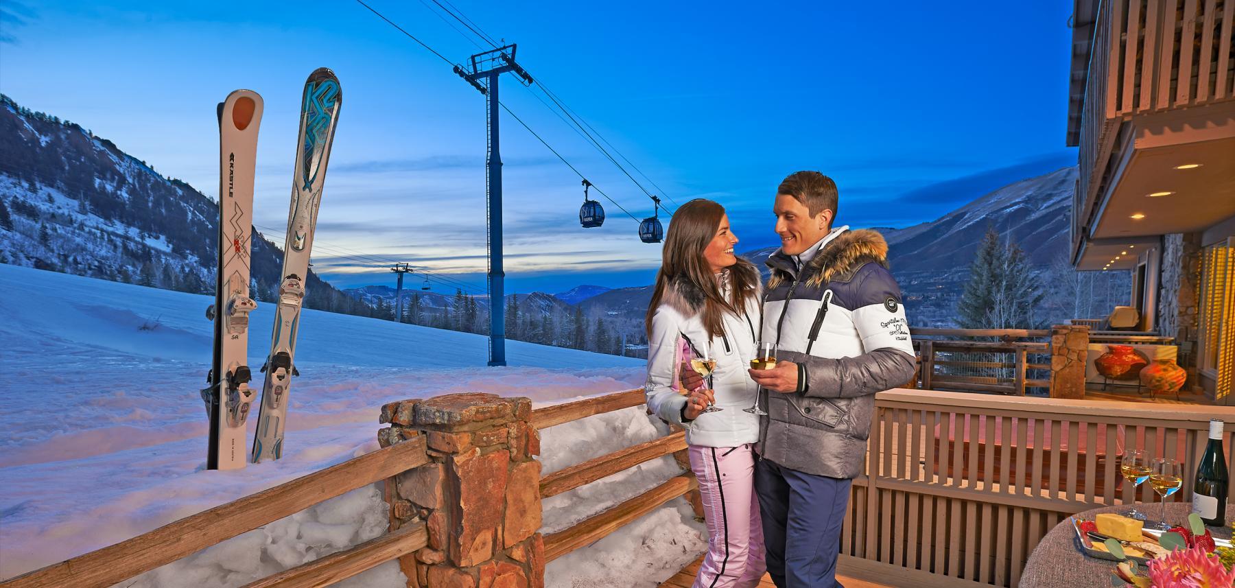 Ski in Ski in Condos in Aspen