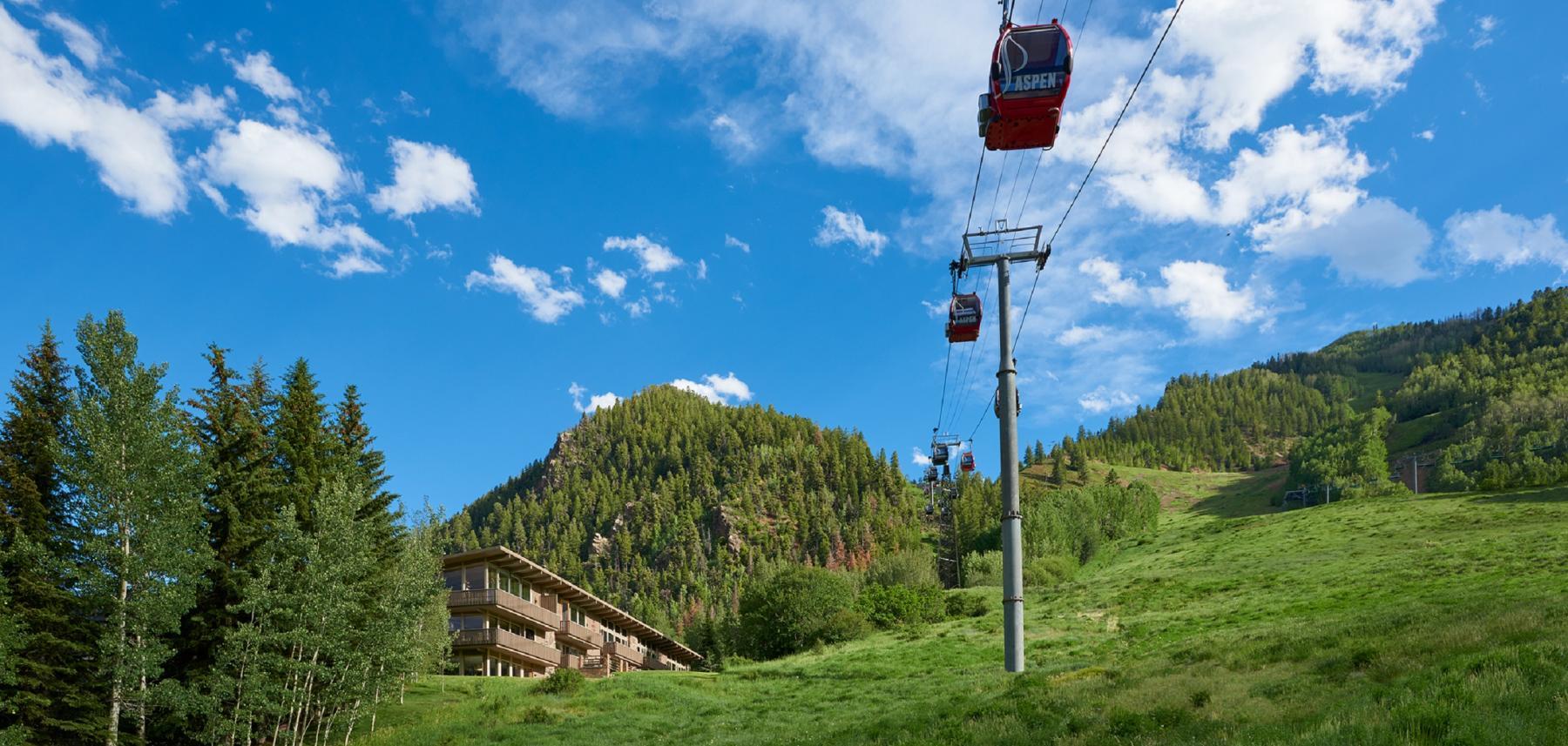 Condo Rentals on Aspen Mountain